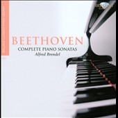 Brilliant Classics Piano Library: Beethoven / Alfred Brendel