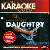 Karaoke: Chartbuster Karaoke Gold: Daughtry