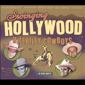 Various Artists: Swinging Hollywood Hillbilly Cowboys [Box]