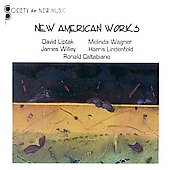 New American Works - Liptak, Wagner, Willey, Lindenfeld, etc