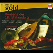 Konzerte des 18. Jahrhunderts / Ludwig G&uuml;ttler