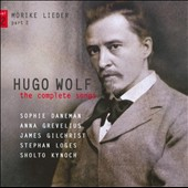 Hugo Wolf: The Complete Songs, Vol. 2 / Sophie Daneman, Anna Grevelius, James Gilchrist