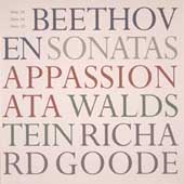 Beethoven: Piano Sonatas Op 53, 54 & 57 / Richard Goode
