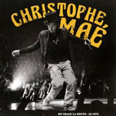 Christophe Maé: On Trace LA Route: Live [Bonus DVD]