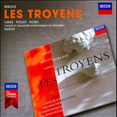 Berlioz: Les Troyens / Francoise Pollet, Deborah Voigt