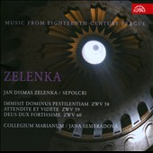 Zelenka: Sepolcri - Music from 18th Century Prague