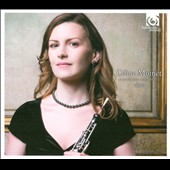 Oboist Celine Moinet plays J.S. Bach, C.P.E Bach, Berio & Carter