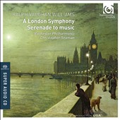 Vaughan Williams: Symphony No. 2 / Christopher Seaman, Rochester Philharmonic Orchestra