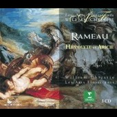 Rameau: Hippolyte et Aricie / Padmore, Panzarella, Hunt / William Christie