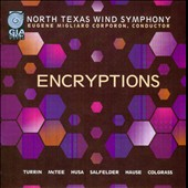 Encryptions: Turrin, McTee, Husa, Salfelder, Hause, Colgrass