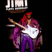 Jimi Hendrix: Jimi Plays Berkeley [DVD]
