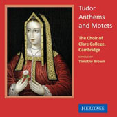Tudor Anthems & Motets