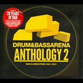 Various Artists: Drum & Bass Arena: Anthology, Vol. 2: D&B Classics From 1993-2013 [Box]