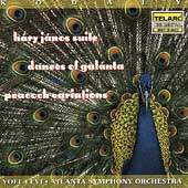 Kodály: Háry János Suite, Dances of Galánta, etc / Levi