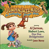 Various Artists: Jumpin Jazz Kids: A Swinging Jungle Tale [Long Box]