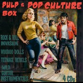 Various Artists: Pulp & Pop Culture, Vol. 1
