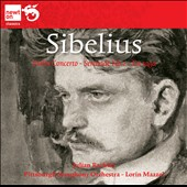 Sibelius: Violin Concerto; Serenade for Violin No. 2; En saga / Julian Rachlin, violin