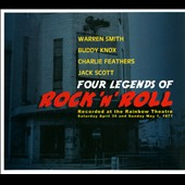 Various Artists: Four Legends of Rock N Roll [Digipak]