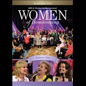 Bill & Gloria Gaither (Gospel): Women of Homecoming, Vol. 1 [Video]