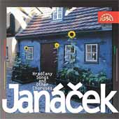 Janacek: Hradcany Songs and Other Choruses