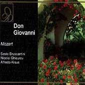 Mozart: Don Giovanni / Bruscantini, Ghiaurov, Kraus