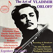 Legendary Treasures - The Art of Vladimir Orloff 1949-1976