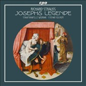 Richard Strauss: Josephs Legende, ballet, Op. 63 / Stefan Solyom