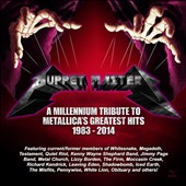 Various Artists: Puppet Masters: A Millenium Tribute To Metallica's Greatest Hits 1983-2014