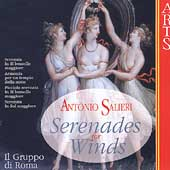Salieri: Serenades for Winds / Il Gruppo di Roma