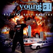 Young Gi: Set The City On Fire [Slipcase]