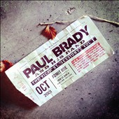 Paul Brady: The Vicar St. Sessions, Vol. 1 [Slipcase]