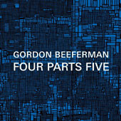 Peter Hess/James Ilgenfritz/Gordon Beeferman/Adam Gold (Drums)/Anders Nilsson (Guitar): Four Parts Five [Digipak]