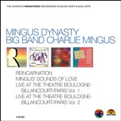 Mingus Dynasty: Mingus Dynasty Big Band Charlie Mingus: The Complete Remastered Recording on Black Saint & Soul Notes [Box] *