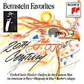 Bernstein Favorites - The 20th Century