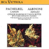 Pachelbel: Canon; Albinoni: Adagio & Other Baroque Favorites