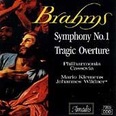 Brahms: Symphony no 1, etc / Klemens, Philharmonia Cassovia