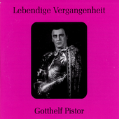 Lebendige Vergangenheit - Gotthellf Pistor, et al