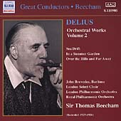 Delius: Orchestral Works Vol 2 / Beecham, Royal PO
