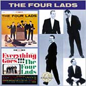 The Four Lads: Swing Along/Everything Goes