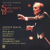 Dvorak: The Spectre's Bride / Macal, Krovytska, Aler, et al