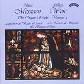 Messiaen: The Organ Works Vol 1 / Gillian Weir