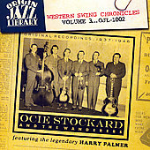 Ocie Stockard: Western Swing Chronicles, Vol. 3