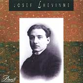 Strauss, Schulz-Evler, Chopin, Schumann, Beethoven and more / Josef Lhevinne, piano