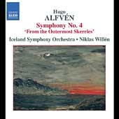 Hugo Alfvén: Symphony no 4 / Niklas Willén, Iceland SO