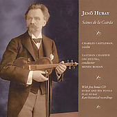 Jeno Hubay: Violin Vorks / Charles Castleman, et al