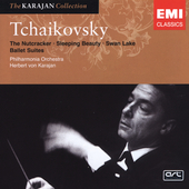 The Karajan Collection: Tchaikovsky: Ballet Suites
