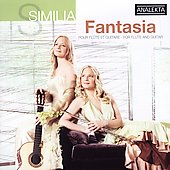Fantasia for Flute and Guitar / Similia