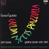 Gulda meets Piazzolla and Gulda / Paul Gulda, Jan Pas
