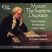 Mozart - The Supreme Decorator / Mackerras, Hanover Band