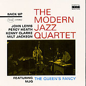 The Modern Jazz Quartet: The Queen's Fancy